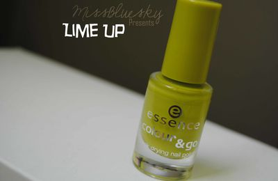 Essence - Lime Up