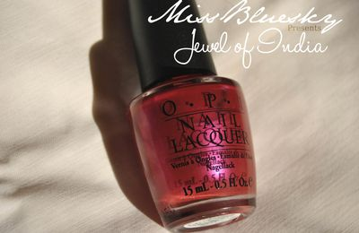 OPI - Jewel Of India