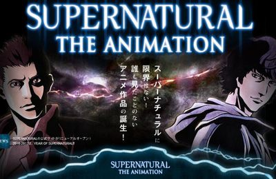 Supernatural - Animation Trailer