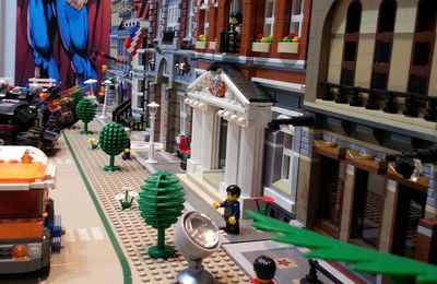 Lego marketing et autres aventures