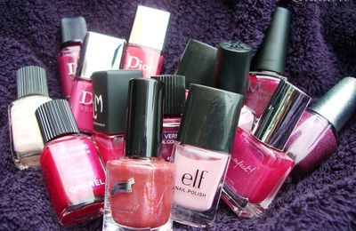 All my Varnish... les roses