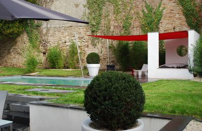 BURBAN Paysage à Sarzeau, Arradon, Baden, Larmor baden, Pool-House