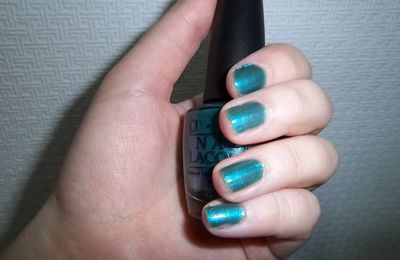 Austin-Tatious turquoise Collection Texas OPI