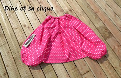 Ensemble Grain de Maïs Girly