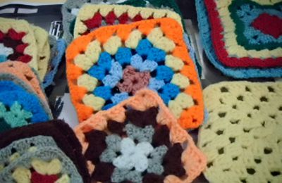 My story ( the beginning) with CROCHET A RAINBOW
