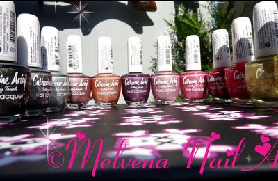 Vernis Catherine Arley Holo