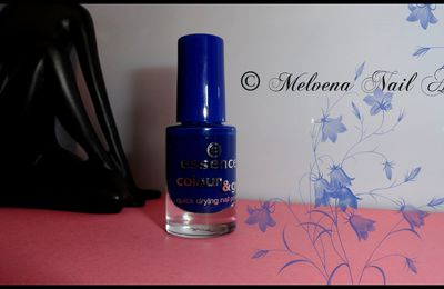 Vernis Essence Bleu Navy