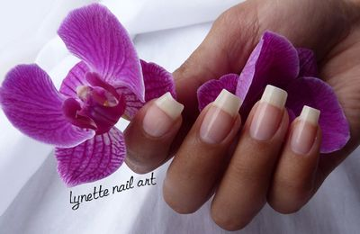 Ongles au naturel...