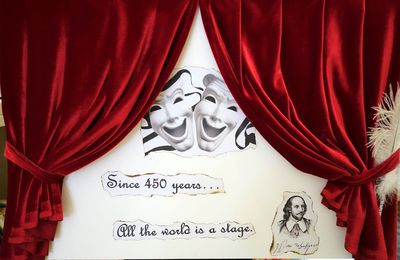 Happy Birthday Shakespeare !!!