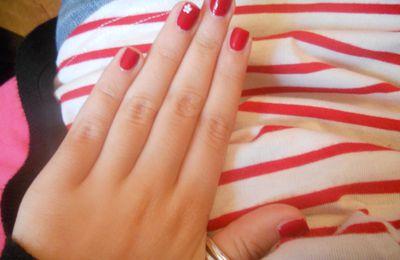 Rouge parfait .. Ou pas !