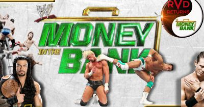Chronique by marie2b : WWE Money In The Bank 2013 : Pronostics