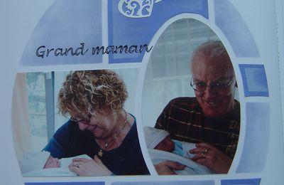 Grand maman et grand papa