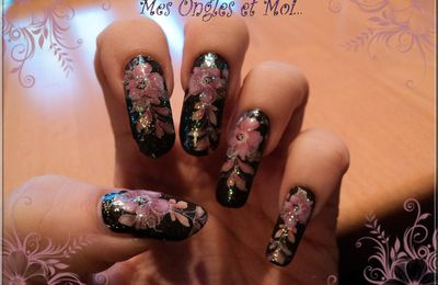 Mes Ongles et Moi… et les Nails Decals de l'enfer !
