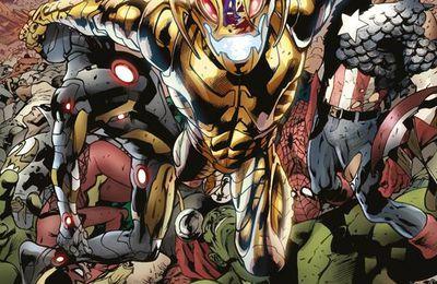 Panini : Toutes les couvertures Marvel de septembre !