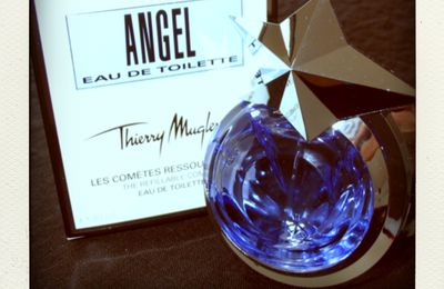 Angel... eau de toilette...