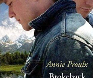 Annie PROULX, Brokeback mountain