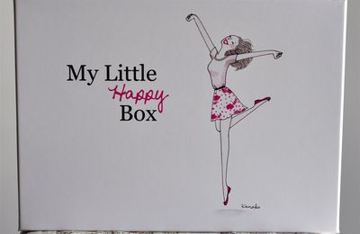 My Little Box me rend happy!!!!