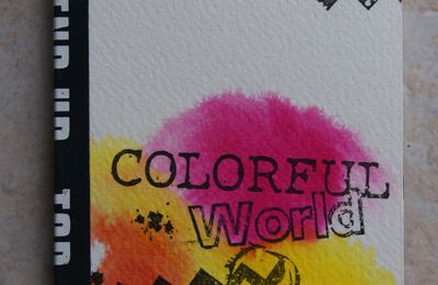 mini album YOU -colorful world-