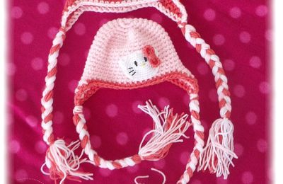 Bonnet Hello Kitty ...