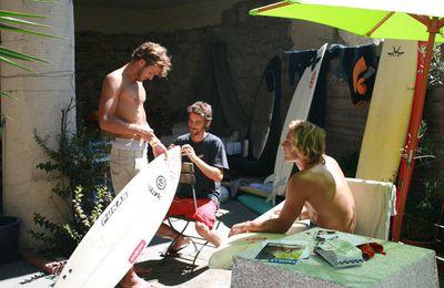 Récit d'un surf trip solidaire: partie 1