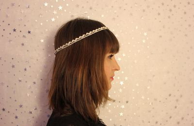 Collection Curiosité - Headband Darlingtonia