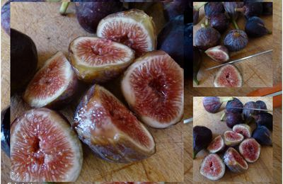 figues.. confitures... compotes..