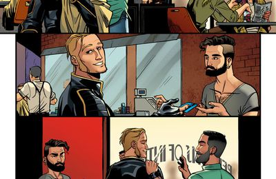 Preview - Longshot Saves The Marvel Universe