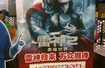 L'affiche gay de Thor The Dark World