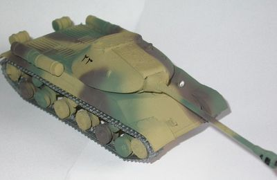 JS-3 / IS-3 Stalin tank Brent Dietrich