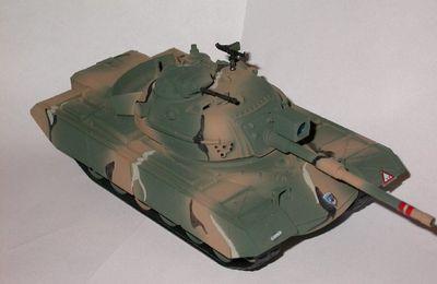 char coréen M48A5K par Academy - M48A5K tank by Academy