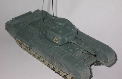 Corgi Churchill NA75 1/50