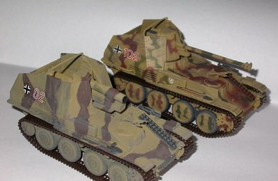 SdKfz 138/1 Grille Ausf. M - New Millenium Toys 1/48