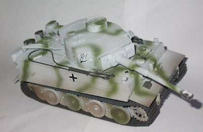 "Tamiya Tiger I ""early production"" 1/48"
