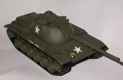 M60 Patton MBT Tamiya motorized 1/48