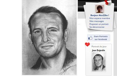 Portrait de Jean Dujardin (coup de coeur)