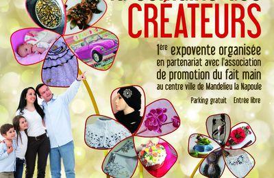 EXPO-VENTES NOEL à Mandelieu - Les créatrices ALM du fait main