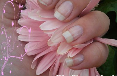 Mes ongles aux naturels (5/4/2011)