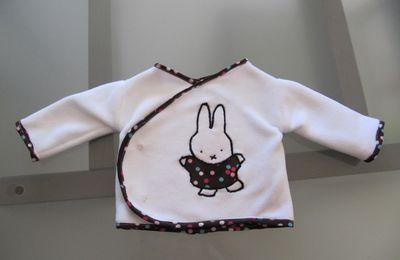 Brassière bébé Miffy