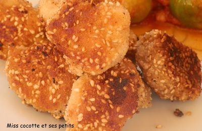 Nuggets de filet mignon