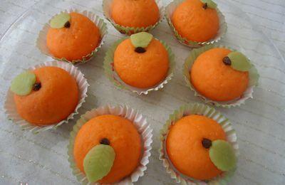 Les Oranges à la Noix de Coco