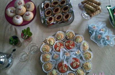 Gâteaux Algériens De L'Aïd el Kébir 2013