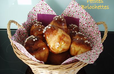 mes Briochettes: version Cook'in