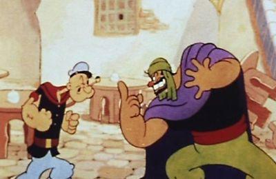 Popeye fait la semaine du goût (atelier)