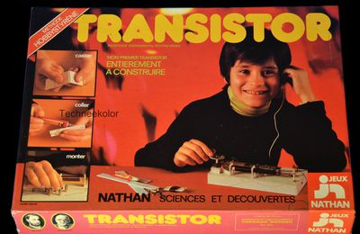 Jeu construction Transistor