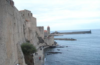 Collioure Port-Vendres