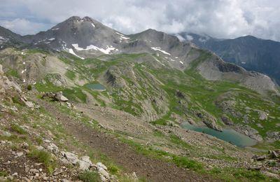 Val d'Allos - Col de l'Encombrette
