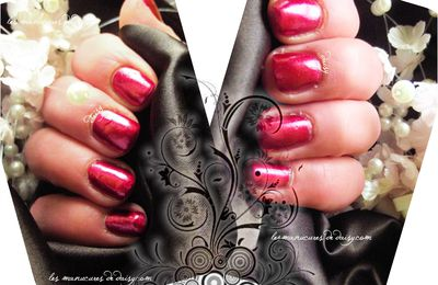 Swatch Berry and Bright...color club(winter affair)