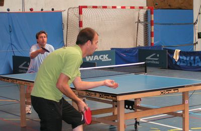 03.07.2011 : Tournoi interne du club + paella party