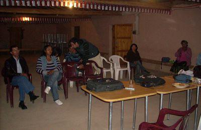 REUNIÓN CONSEJO CONSULTIVO EL MAITÉN & EL MAQUI - NOVIEMBRE DE 2011