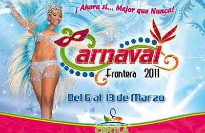 Carnaval Frontera 2011!!!!
